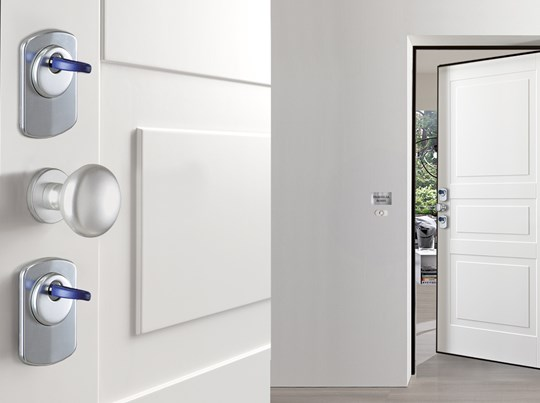 Porte Blindate di Design